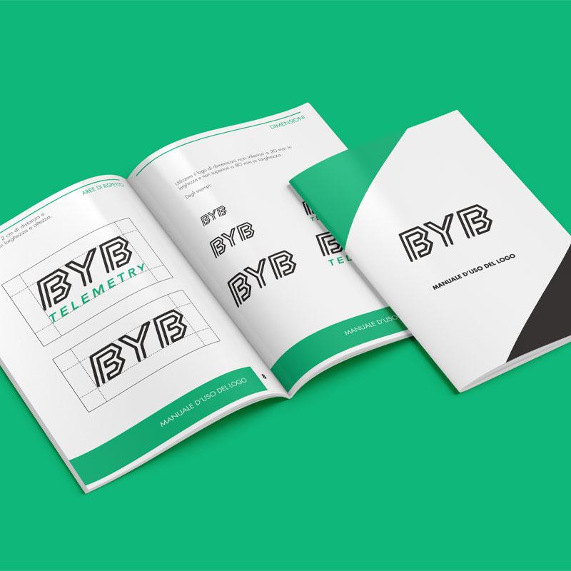 Creazione-Brand-identity-logo-byb
