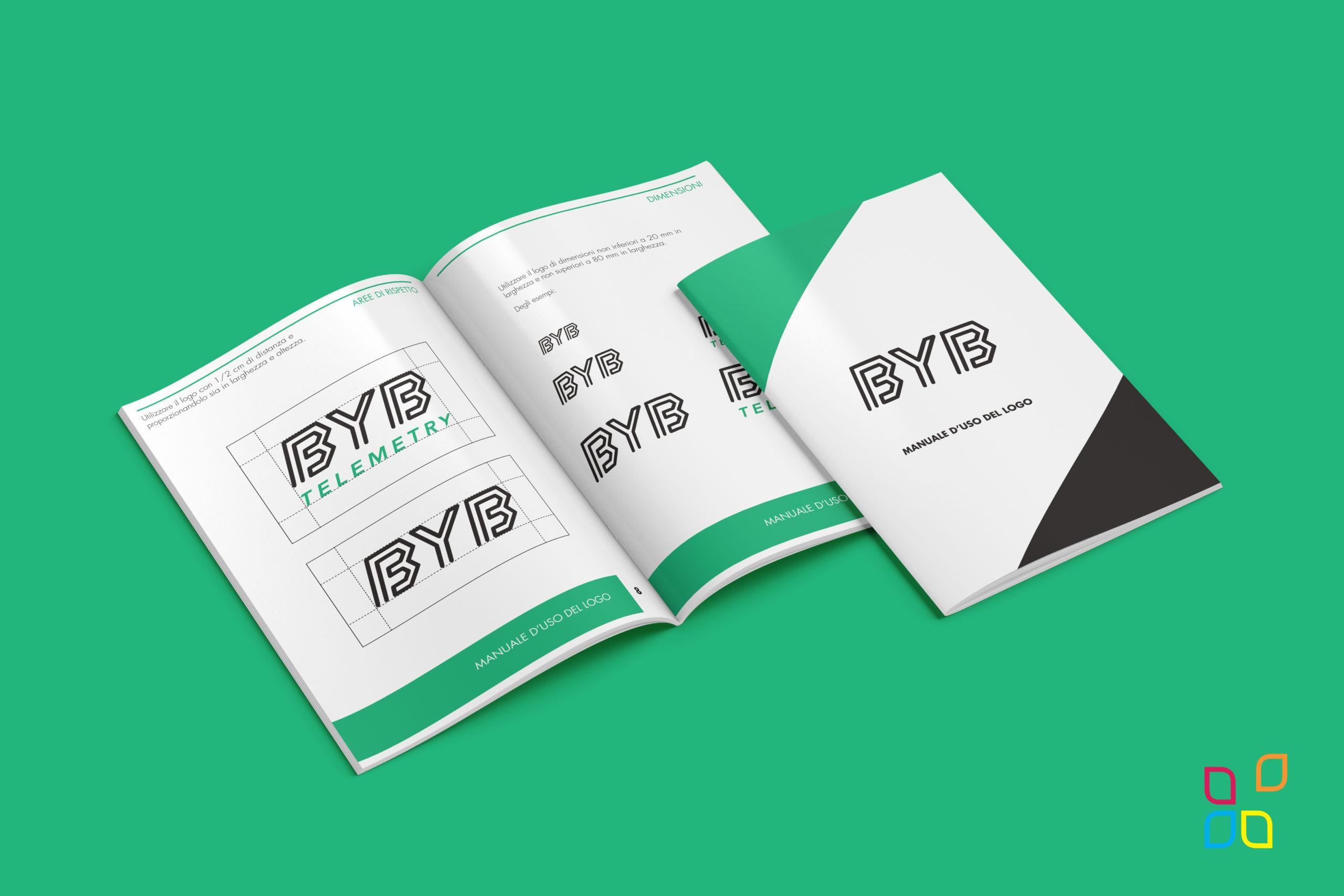Creazione brand identity per Byb Brescia