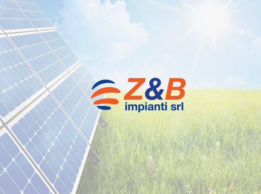 Logo creato per Z&B Impianti srl Brescia