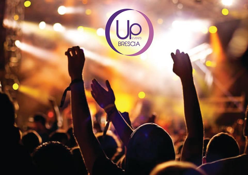 Logo creato per la rivista di Brescia Bresciaup