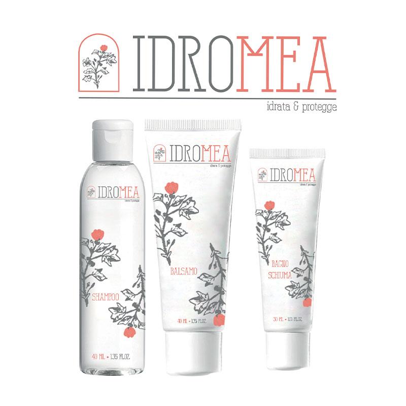 Creazione del logo Idromea in collaborazione con Ng Group
