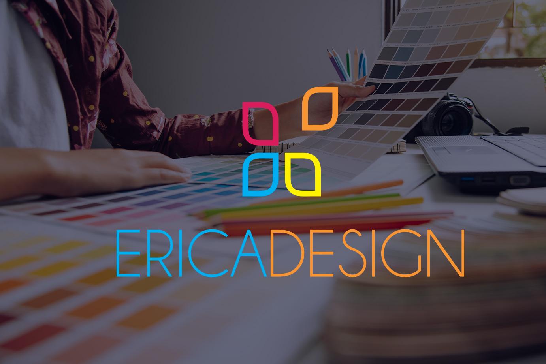 Erica design - grafica e siti web a Brescia