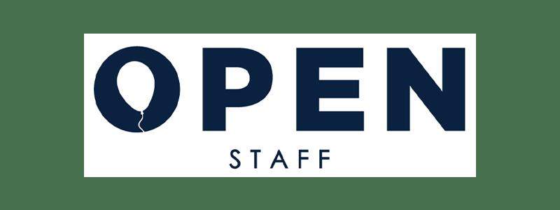 Open staff
